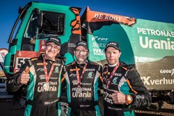 Michiel Becx finisht Dakar 2020