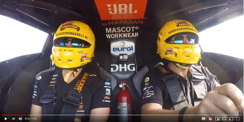 Maxxis Dakar Team Shakedown