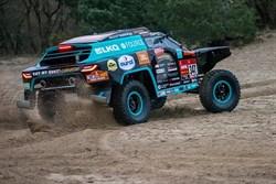 Coronel Dakar Team presenteert nieuwe kleuren Beast 4.0
