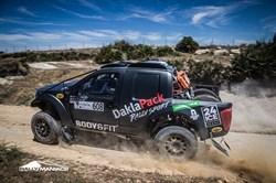 Daklapack Rallysport tweede in Andalusië