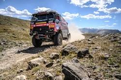 Mammoet Rallysport tevreden terug uit Rusland