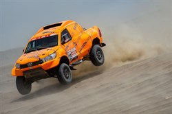 Willems definitief uit de Dakar Rally