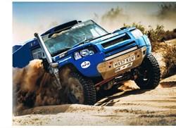 Outland Rallyteam aanwezig op RTL GP Dakar Pre-Proloog