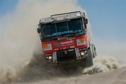 Inzet van team Mammoet Rallysport is niet beloond'